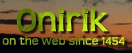 Logo Onirik - web
