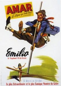 Emilio Zavatta - danseurs de corde