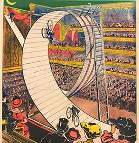 Année 1903 au Cirque