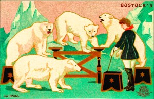 Bostock - carte postale