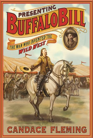 Buffalo Bill présentation Candace Fleming