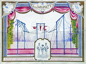 Les RAINAT Année 1904 au Cirque