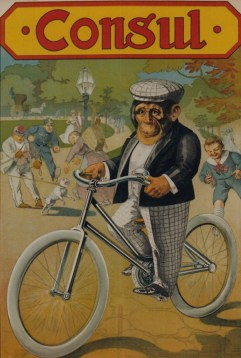 Consul - Année 1904 au Cirque - affiche