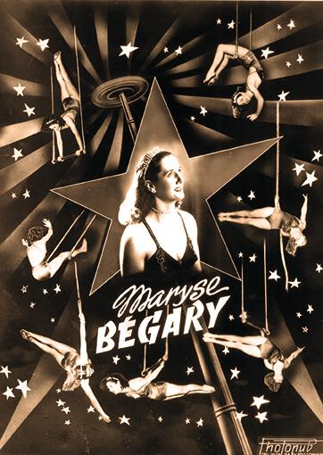 Maryse Begary - photo montage