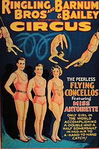 Affiche des Concello - Archives Arlequin