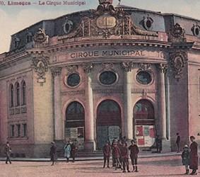 Cirques en bois et en pierre de Limoges