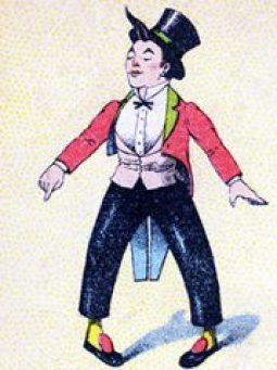 Personnage de l'Auguste - Auguste