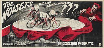Les Noiset - affiche Amiens