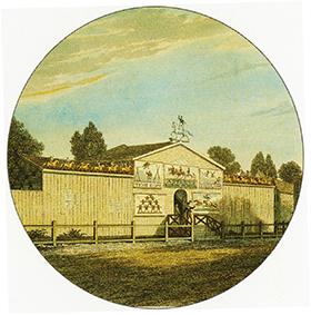 Année 1770 au Cirque