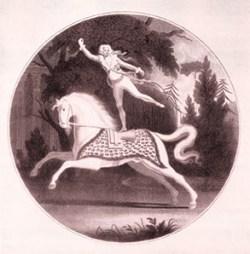 John Astley - Année 1782