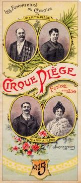 Cirque Plège - Rouen