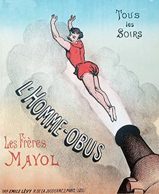 Femmes et Hommes projectiles au Cirque