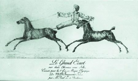 monsieur Paul - deuxième Cirque Olympique