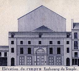 Deuxième Cirque Olympique des frères Franconi