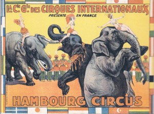 Hambourg Circus - Sampion Ier Bouglione