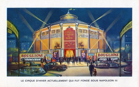 Le Cirque d'Hiver Bouglione - Rosa Bouglione