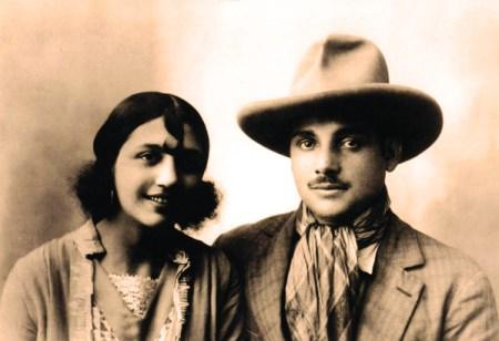 Rosa et Joseph Bouglione - Rosa Bouglione