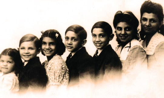 Les enfants de Rosa Bouglione