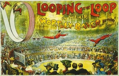 Wortley - looping the loop