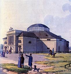 Circus Gymnasticus - Année 1808