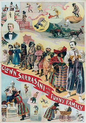 Giovanni Sarrasani - affiche