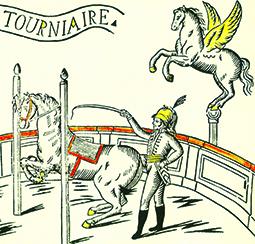 Premiers cirques européens de Jacques Tourniaire