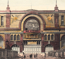 Année 1906 au Cirque