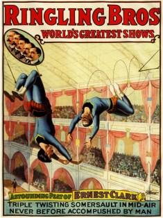 Les Clarkonian - Année 1907