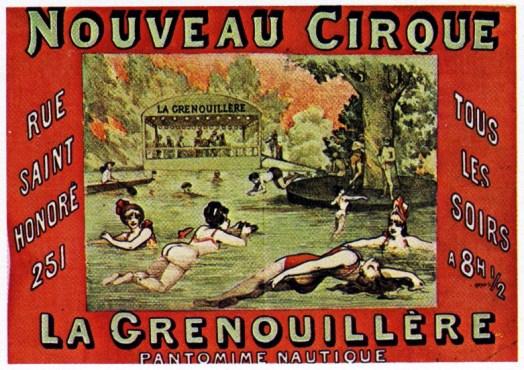 La Grenoullière - spectacle nautique