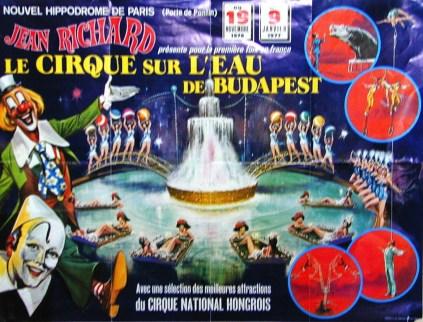 Spectacle nautique - Jean Richard