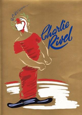 Charlie Rivel - illustration