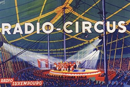 La piste du Radio-Circus - histoire