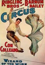 Colleano, star du fil-de-fer