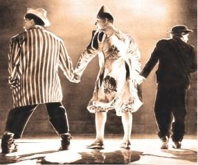 Les Fratellini junior au Cirque