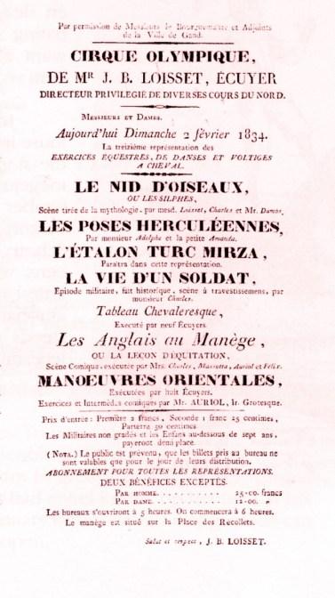 Affiche 1934 - Loisset