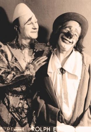 Le duo Rolph et Léonard