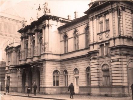 Façade du Zirkus Renz - Vienne