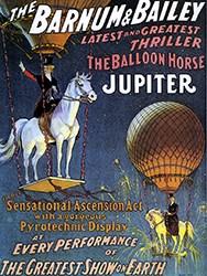 Année 1909 au Cirque