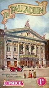 La façade de Hengler - Palladium