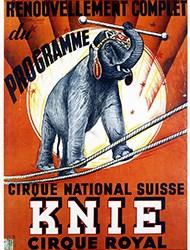 Knie 1941 – 1950