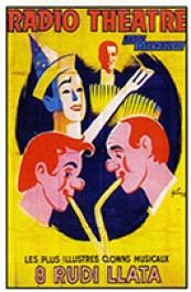 Radio-Théâtre - Rudi Llata