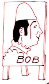 Bob - dessin M. Bouret