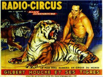 Gilbert Houcke - Radio-Circus