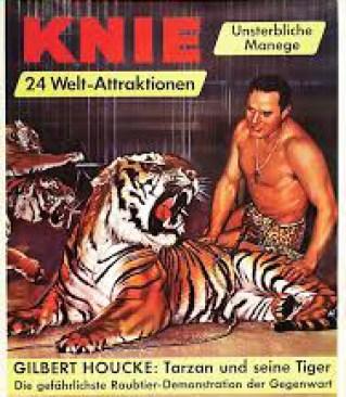 Knie - Gi. Houcke - 1954