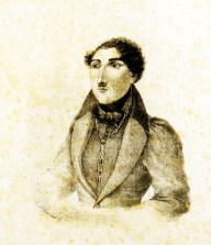 Louis Soullier en buste