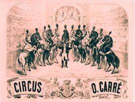Oscar Carré et sa cavalerie