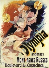 L'Olympia - J. Chéret