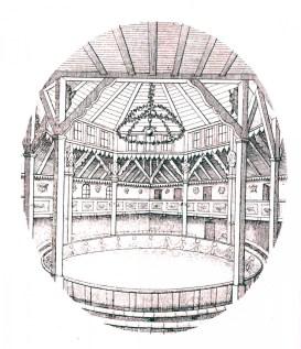 Panthéon d'Odense - intérieur