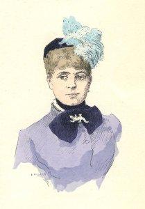 Émile Loisset par J. Garnier - portrait