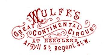 Continental Circus chez Hengler - logo
